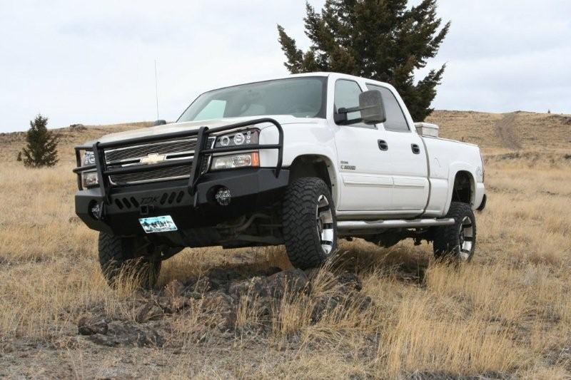 White Chevy Silverado >> ranch hand bumpers - Chevy and GMC Duramax Diesel Forum