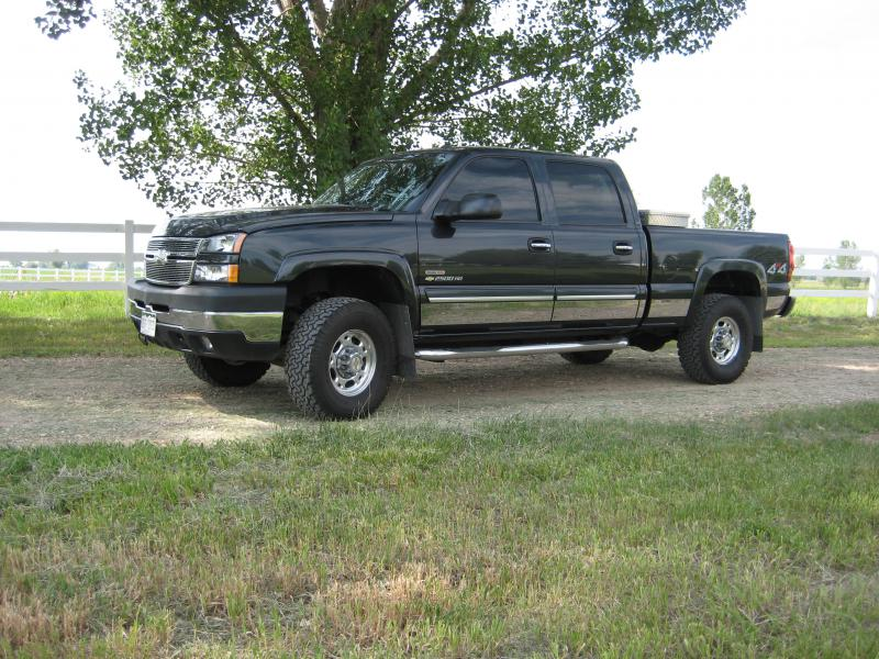 2005 Gmc Duramax >> Post your 265/285 BFG All-Terrain pictures! - Page 2 - Chevy and GMC Duramax Diesel Forum