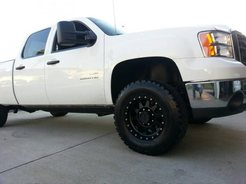 Fur Bean Bags besides Chevrolet Avalanche 4wd Ld Shocks 2007 2014 7 Lift Kit W Shocks Mcgaughys Part 50738 as well 2015 Gmc Sierra 2500 Hd Gear Alloy 726c Cognito Leveling Kit additionally 92805 What Did You Do Your Sierra Silvy Today 643 furthermore 200988440624. on gmc sierra tie rods