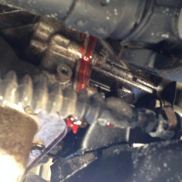 LML transmission leak - Chevy and GMC Duramax Diesel Forum