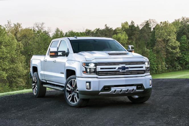 2019 Chevrolet 2500 HD Picture - Chevy and GMC Duramax