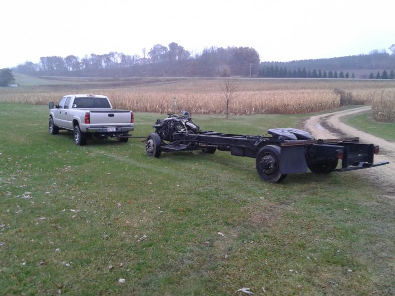 custom dually beds Chevy and GMC Duramax Diesel Forum