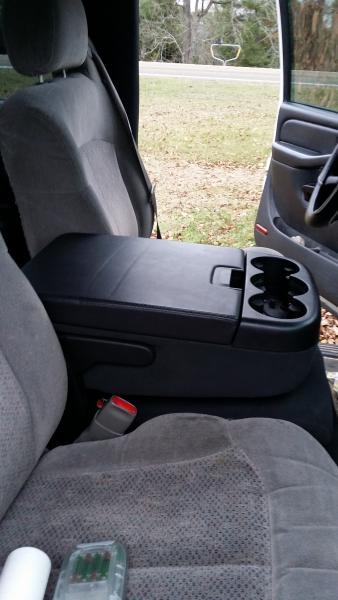 Chevy and GMC Duramax Diesel Forum - NBS Jump Seat in OBS