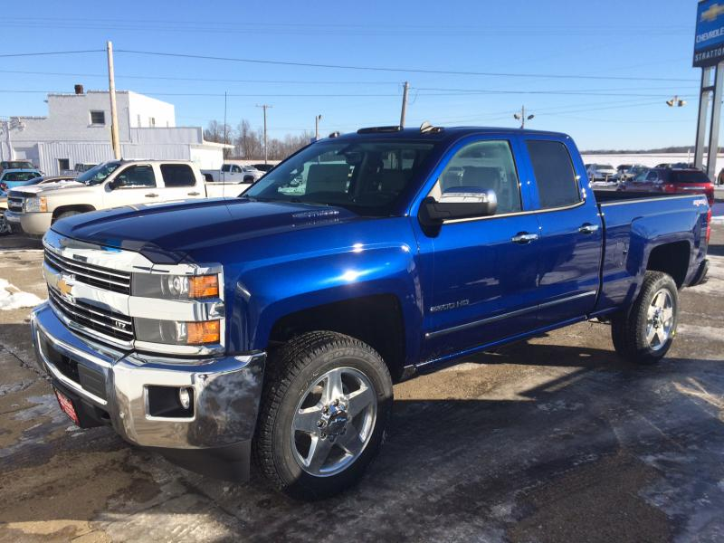 2015 Chevy 2500HD Duramax