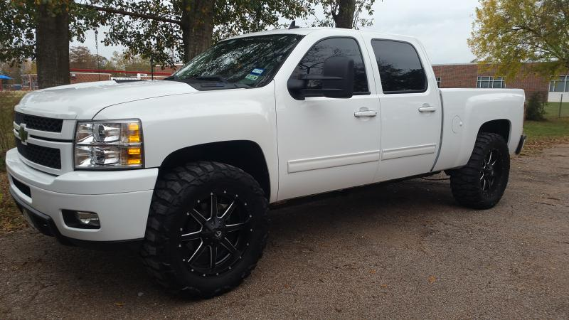 Pictures Of 22 In Wheels Page 6 Chevy And Gmc Duramax