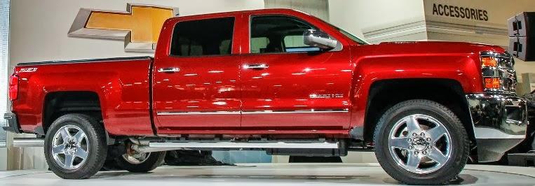 2015 GMC 2500HD