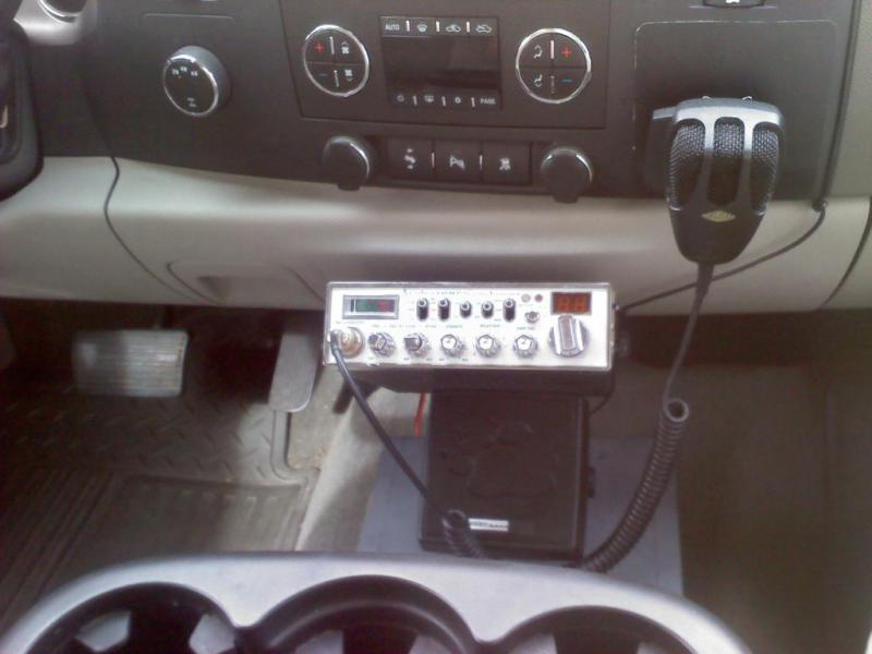 Cb Radio Mount Locations In Lml Chevy And Gmc Duramax