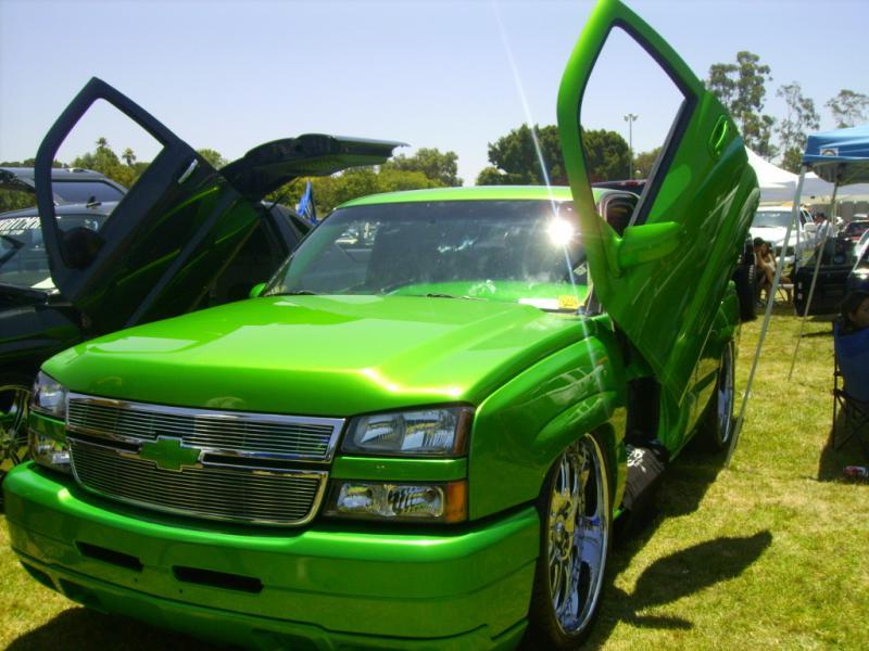 Candy Lime Green Car Paint http://www.duramaxforum.com/forum/exterior ...