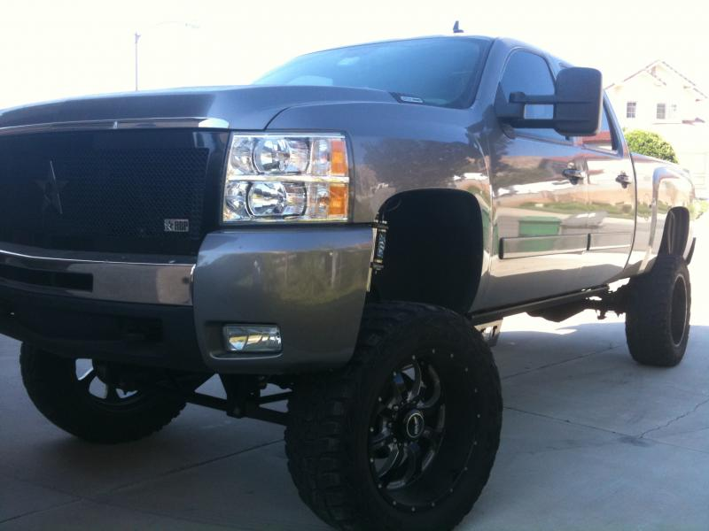 Lmm Color Matched Front Bumpers And Grilles Page 4