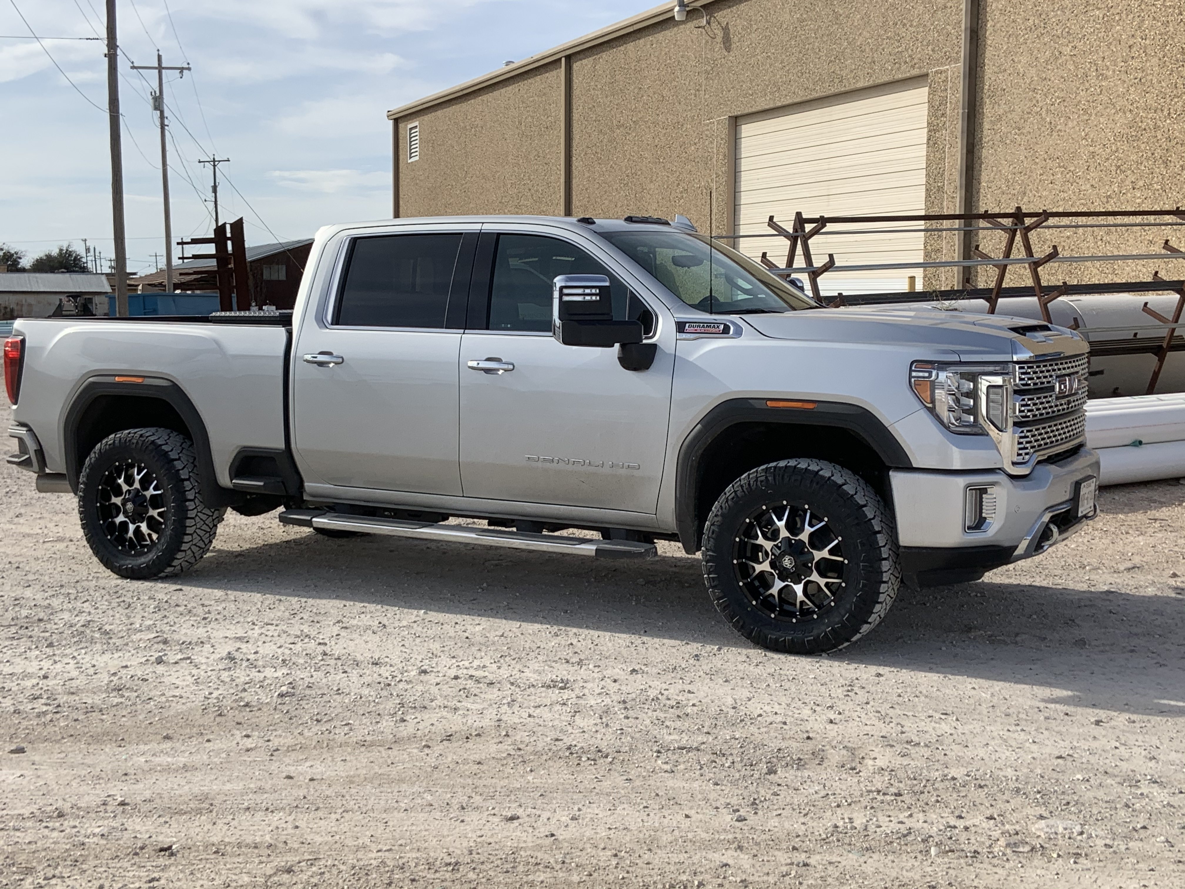 2020 Chevy Silverado 2500hd Tires And Rims Chevy And Gmc Duramax Diesel Forum