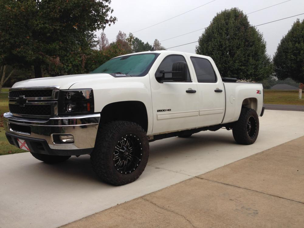 Chevy and GMC Duramax Diesel Forum - View Single Post ...
