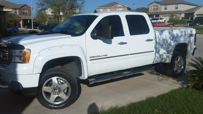 Undercover Se Tonneau Cover Truck Bed Cover Nitto Trail Grappler's 295/65 R20 - Page 2 - Chevy and GMC Duramax ...