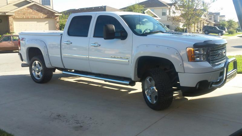 Fender Flares - Page 2 - Chevy and GMC Duramax Diesel Forum