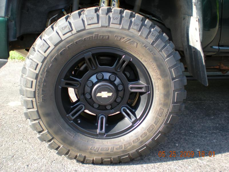 Show Me Your H2 Wheels Page 4 Chevy And Gmc Duramax