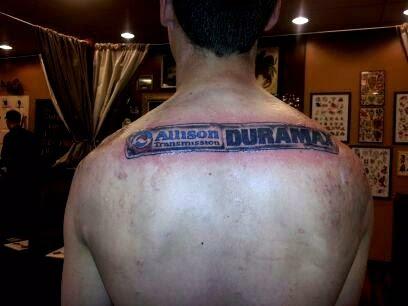 D Tattoo Duramax Tattoo on Duramax Diesel Forum