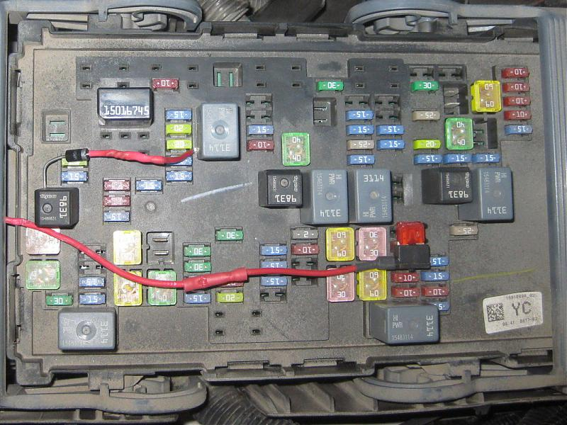 Wiring Diagram For 2010 Gmc Sierra - Technical Diagrams on