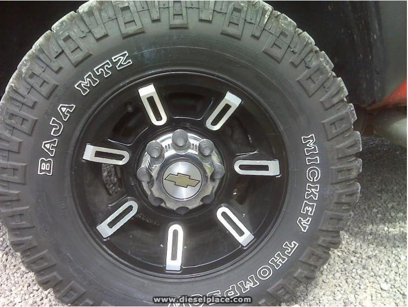 H3 rims   GMT400 - The Ultimate 88-98 GM Truck Forum