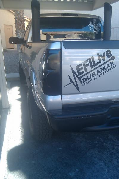 New EFI Live Decals Chevy And GMC Duramax Diesel Forum - Chevy duramax diesel decals