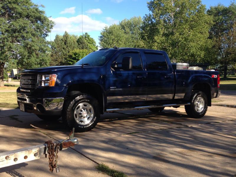 What Wheels For Dark Blue Lmm Sierra Chevy And Gmc Duramax Diesel