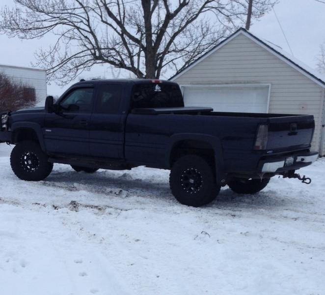 Blacked out trucks - Page 69 - Chevy and GMC Duramax Diesel Forum