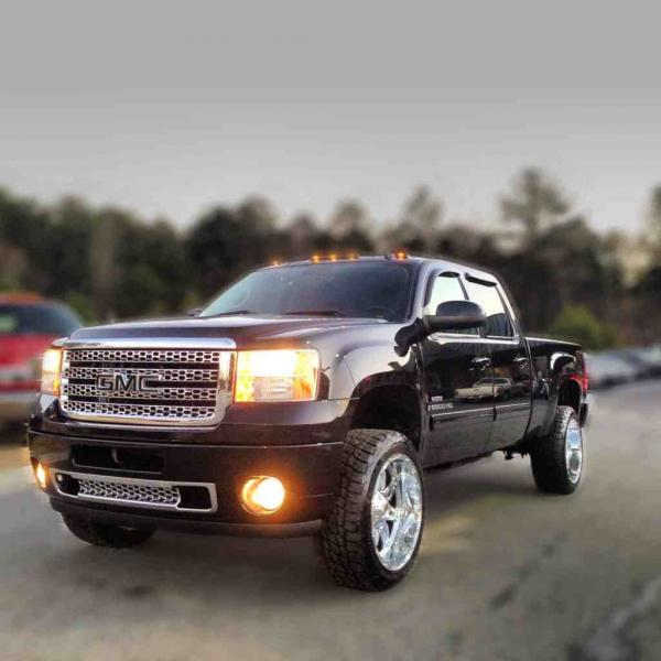 Duramax Diesel Forum >> Blacked out trucks - Page 69 - Chevy and GMC Duramax ...