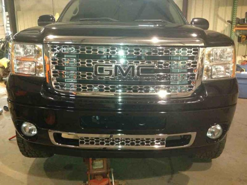 LML bumper on my LMM - Page 2 - Chevy and GMC Duramax ...