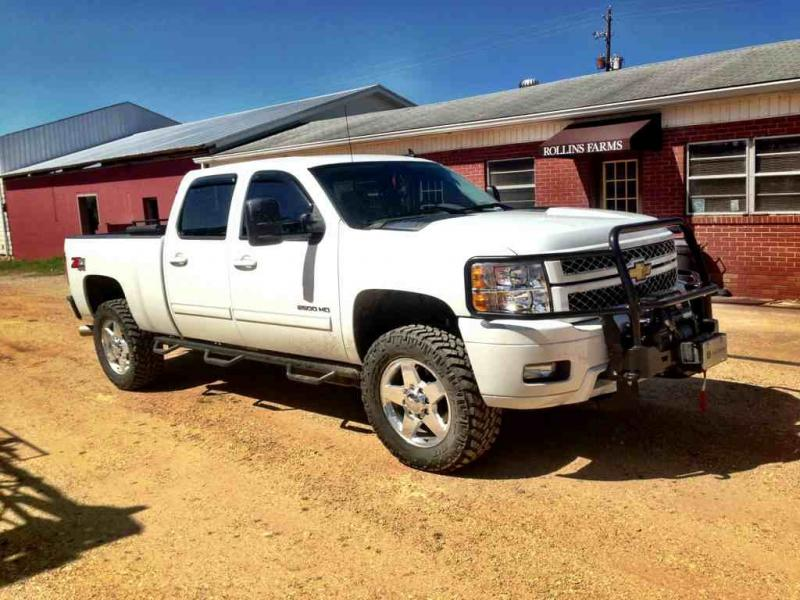 Leveled,35's and wheels - Page 2 - Chevy and GMC Duramax ...
