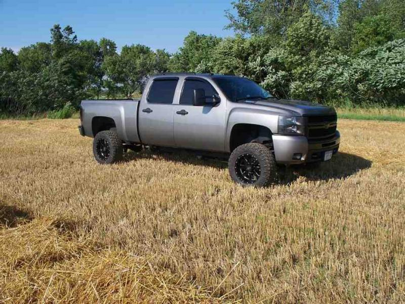6 inch zone lift - Chevy and GMC Duramax Diesel Forum