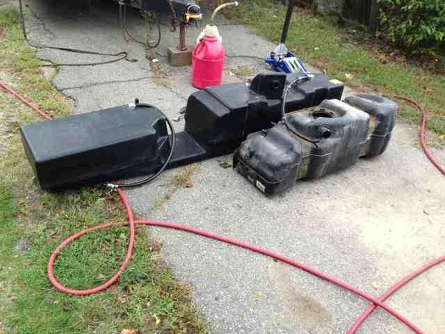 Titan Fuel Tank - Page 2 - Chevy and GMC Duramax Diesel Forum