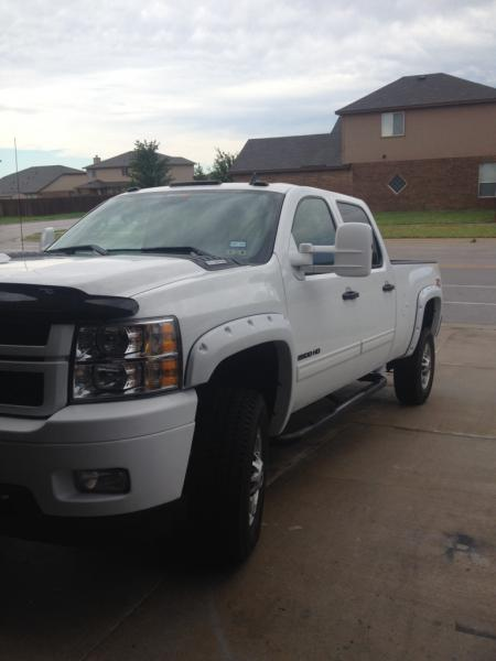 !!White Trucks!!-Post Em Up!! - Page 107 - Chevy and GMC ...