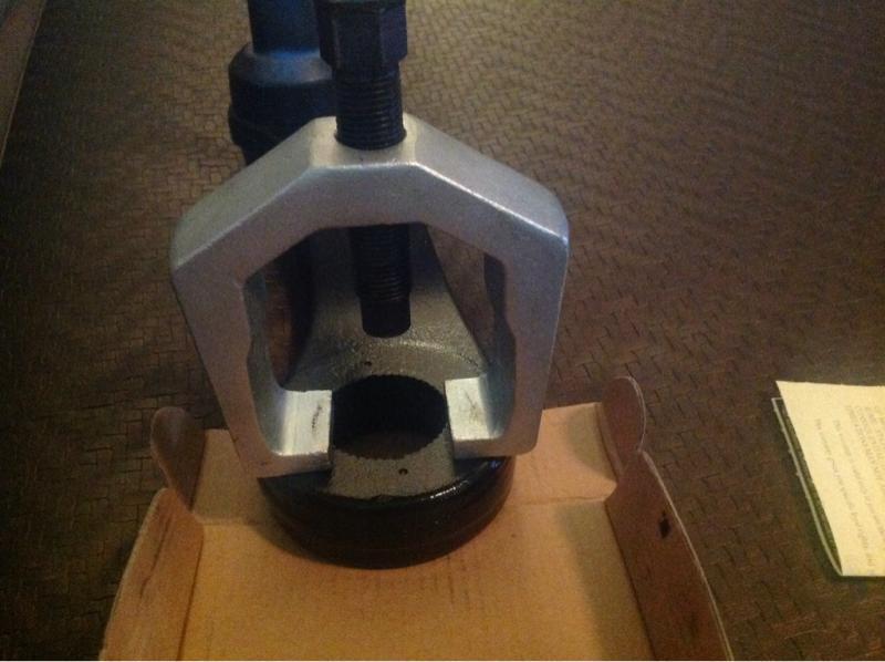 Removing Pitman arm? - Chevy and GMC Duramax Diesel Forum