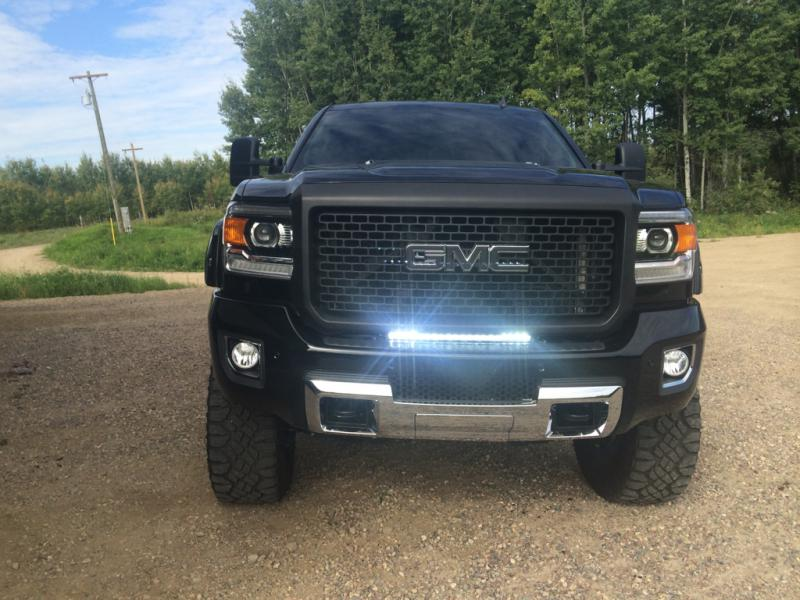 2015 aftermarket grills? - Page 2 - Chevy and GMC Duramax ...