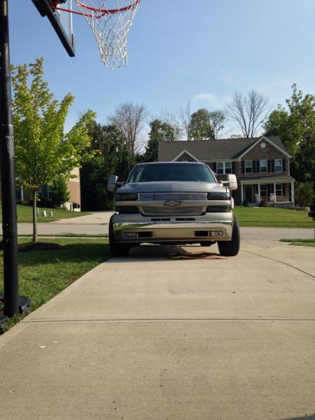 Should I Color Match Chevy And Gmc Duramax Diesel Forum