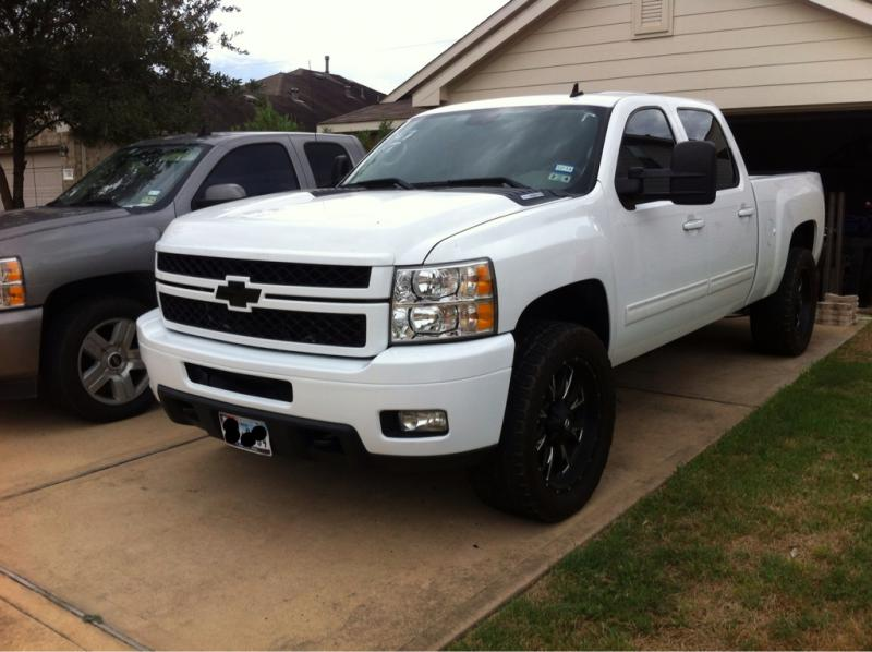 ISO 8x180 wheels and tires - Chevy and GMC Duramax Diesel ...