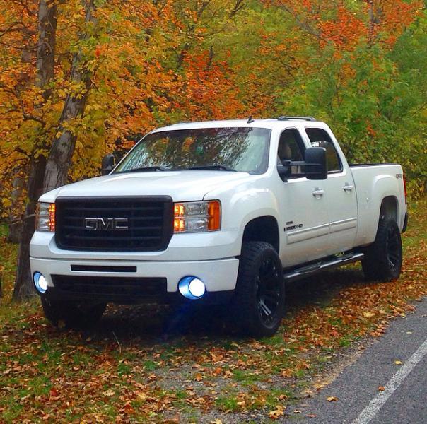 Stanced Trucks Page 24 Chevy And Gmc Duramax Diesel Forum