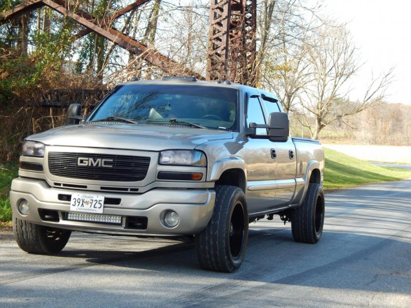 03 07 5 Sierra Pictures Page 23 Chevy And Gmc Duramax