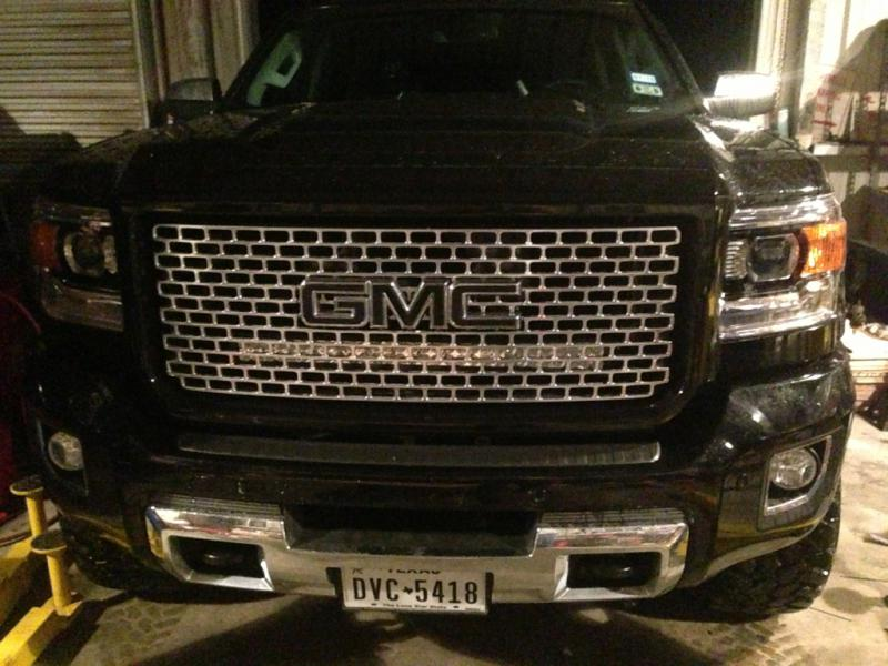 2014 Chevy Diesel >> Vinyl Wrap Bumpers/Grill? - Page 3 - Chevy and GMC Duramax Diesel Forum