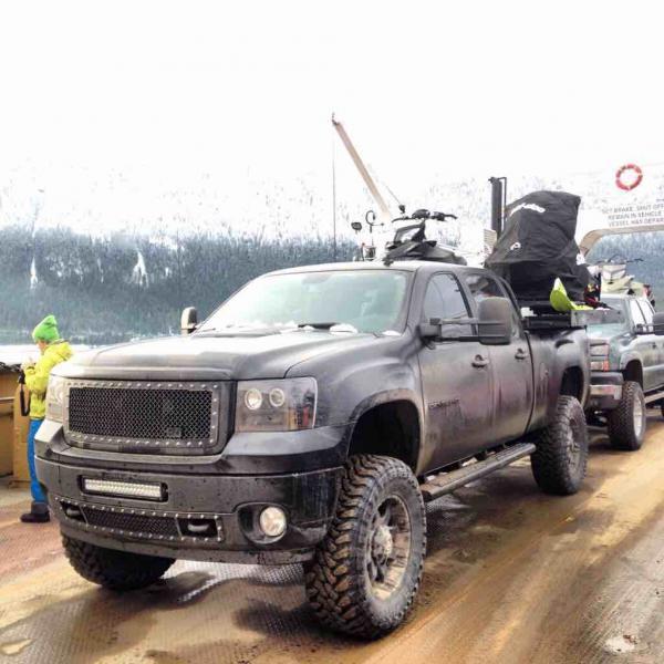 Gmc Diesel Trucks >> Traction bars - Chevy and GMC Duramax Diesel Forum