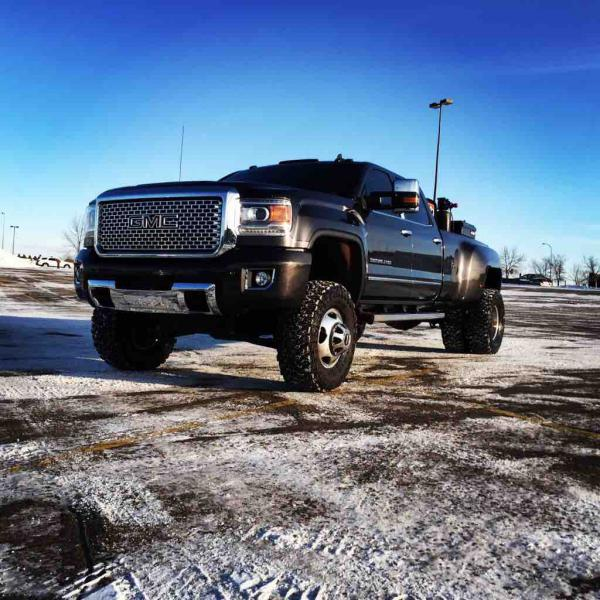 Lbajo S 2015 Denali Hd Welding Truck Build Page 6 Chevy And Gmc