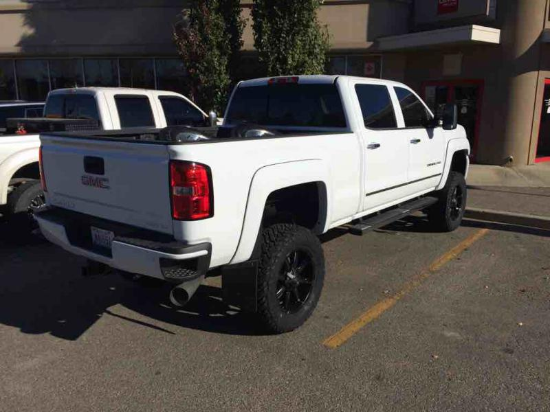 Mud Flap Pics Page 2 Chevy And Gmc Duramax Diesel Forum