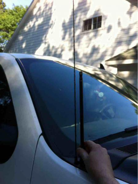 What stubby antenna is everyone using - Chevy and GMC ...