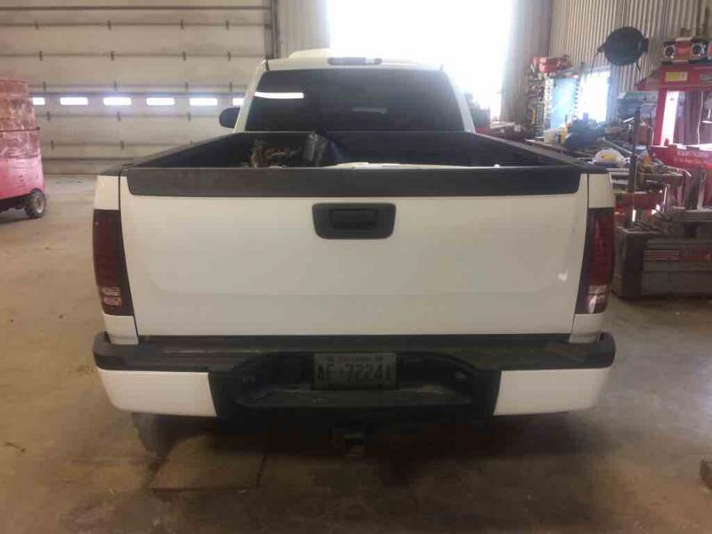 Vinyl Wrap Bumpers Grill Page 9 Chevy And Gmc Duramax