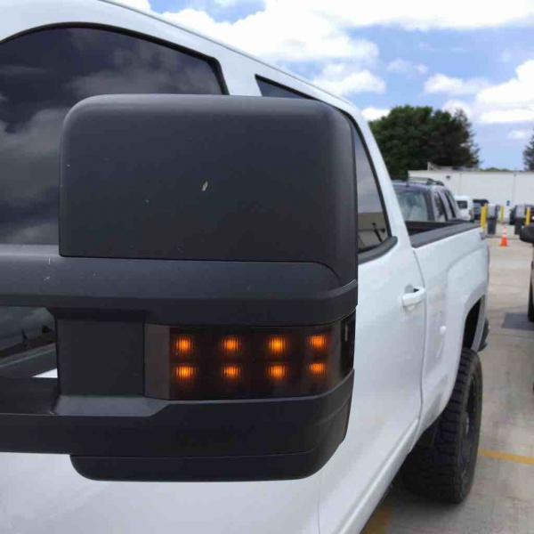 2015 5 Denali Power Tow Mirror Amber Lenses Page 3