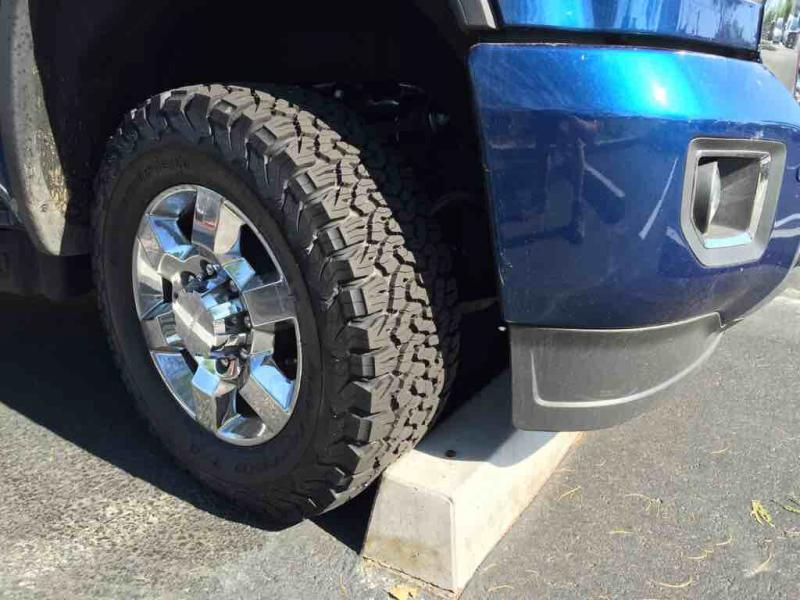 2015 Gmc Sierra Denali >> 285/65R18 On your 2015 - Page 4 - Chevy and GMC Duramax ...