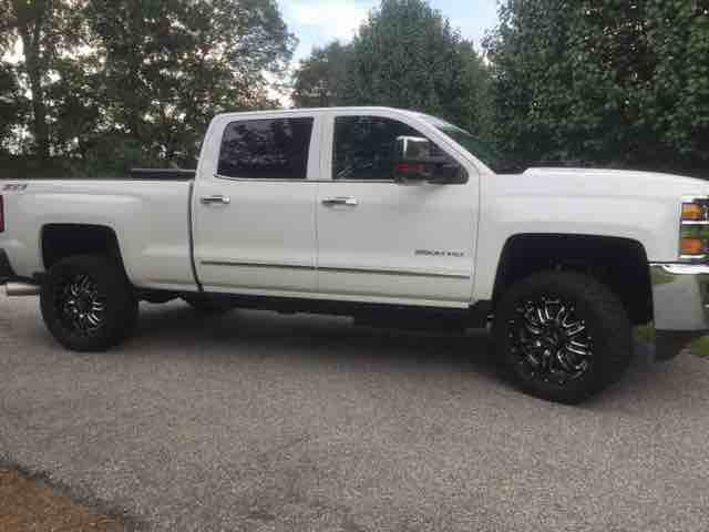 2015 Chevy 2500 Aftermarket Wheels - Chevy and GMC Duramax ...