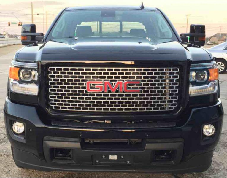 2015.5 Project Blacked Out Denali #DreamTruck - Chevy and ...