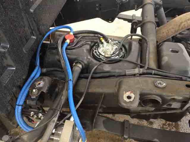Fass Lift Pump Install