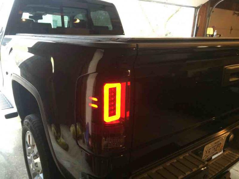 LED tail lights - Page 2 - Chevy and GMC Duramax Diesel Forum