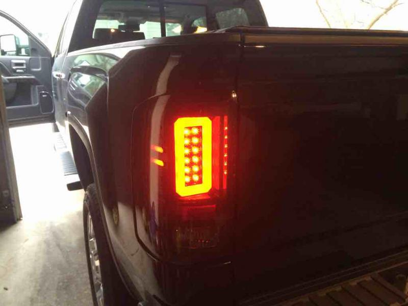 Led Tail Lights Page 2 Chevy And Gmc Duramax Diesel Forum