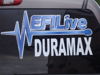 Efi Live decal? - Page 2 - Chevy and GMC Duramax Diesel Forum